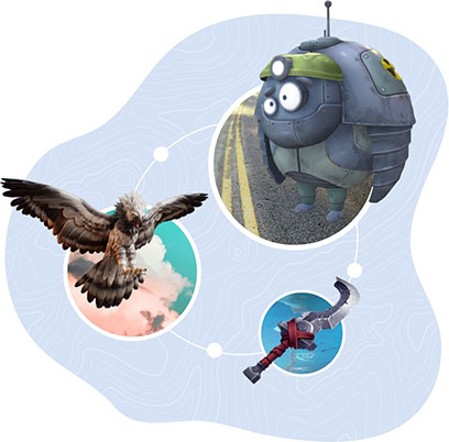 Header graphics