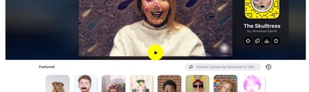 Here's How To Get Snapchat Lenses On Zoom To Liven Up Your Chats