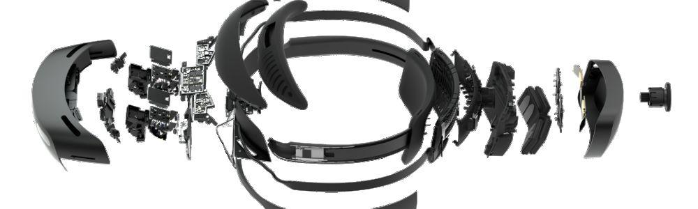 HoloLens 2 hardware
