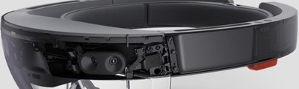 HoloLens (1st gen) hardware