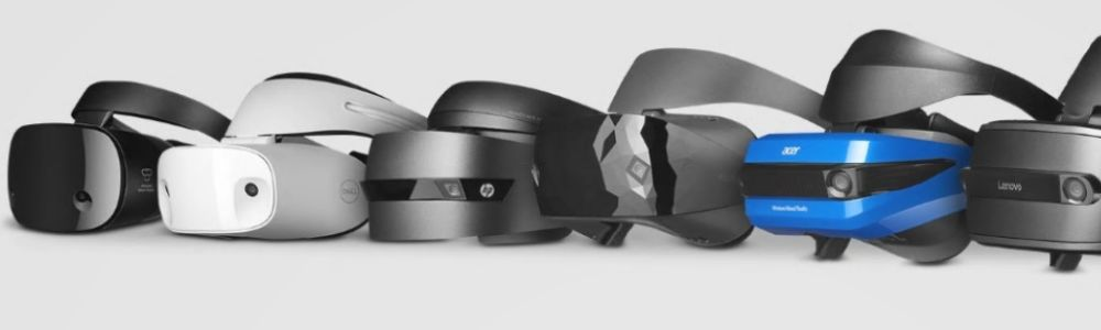 Immersive headset Hololens hardware details