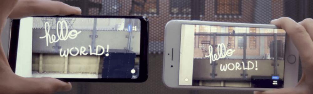Camera configs in ARCore