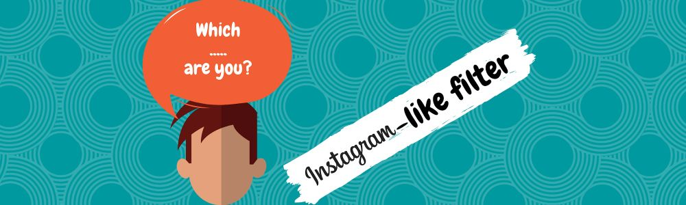 """Instagram - like filter """"Which ... are you?"""" with Augmented Faces"""