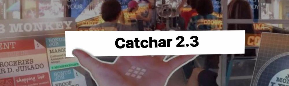 Catchar 2.3