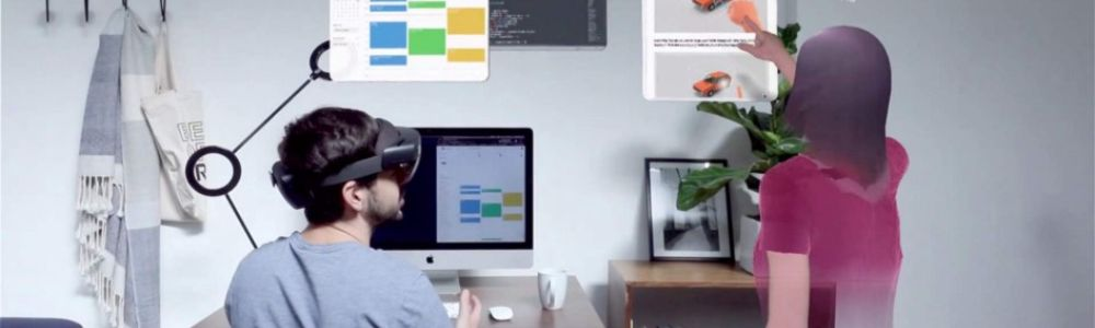 Augmented Reality and the Future of the Work Environment