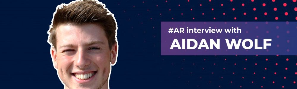 AR interview with Aidan Wolf