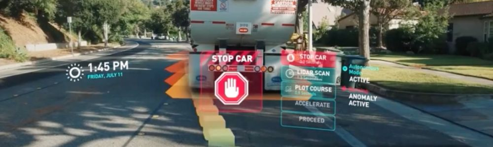 AR in the Automotive Industry: Mobile Showroom, Manual Experience, Enriched Driving