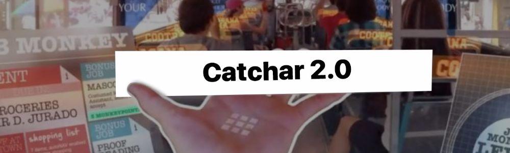 Catchar 2.0 (private beta)