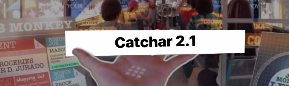 Catchar 2.1 (open beta)