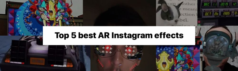 Top 5 best AR Instagram effects and experiences of December
