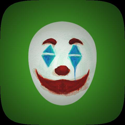 The Joker AR Instagram Filter