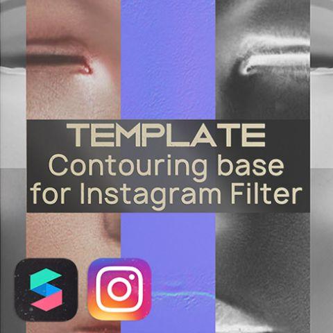 Contouring Base for IG Beauty Filter v1.0.0