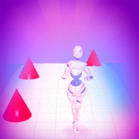 3D Runner Game