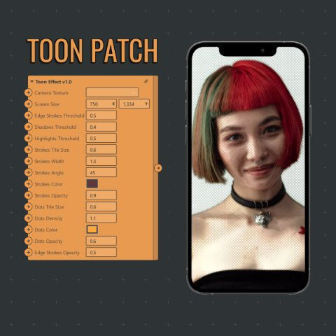 Toon Effect Patch