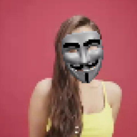 Pixelated Anonymous