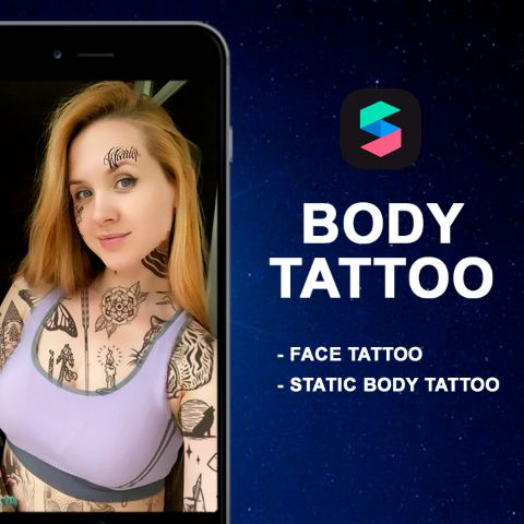 Static Body Tattoo