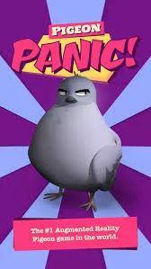 Pigeon Panic! AR