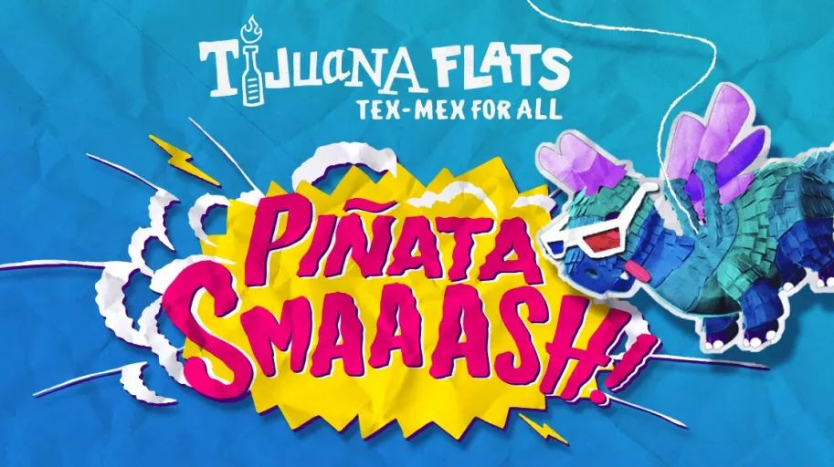 Tijuana Flats Piñata Smash! by Elevux