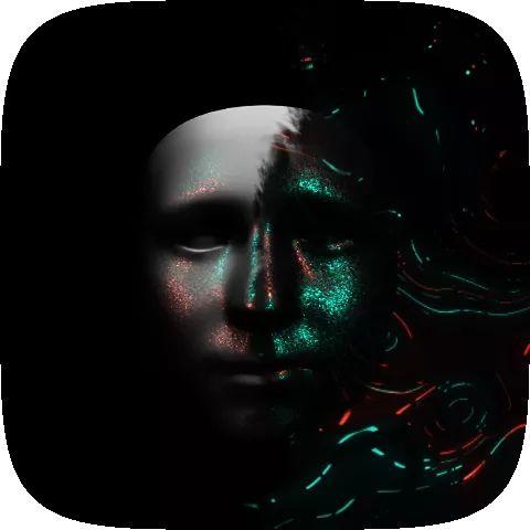 Dark Side AR Instagram Filter