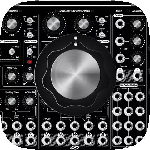 Modular synthesizers AR