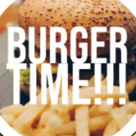 It's Burger Time