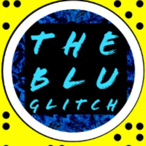 The Blue Glitch