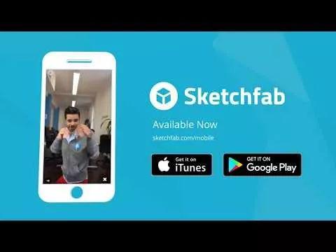 Sketchfab AR