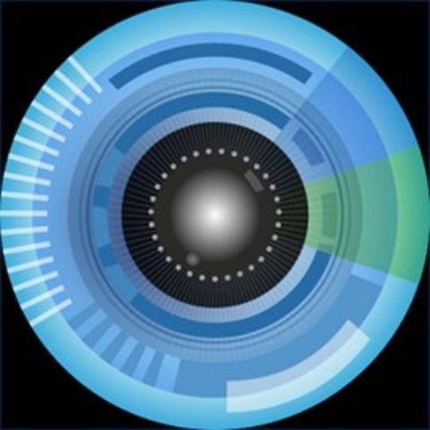Holo Eye Anatomy