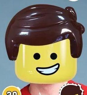 McDonald's - Happy Meal x LEGO Movie 2