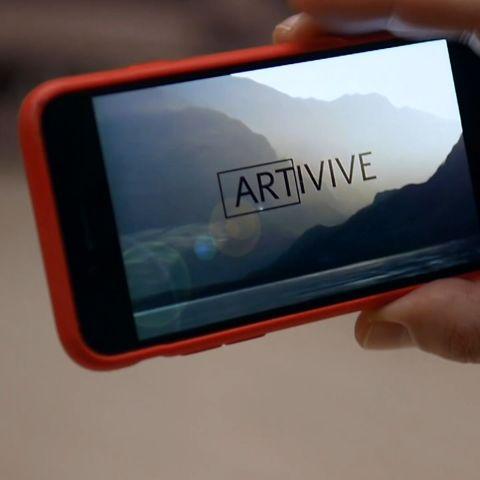 Artivive App – The AR Art Tool