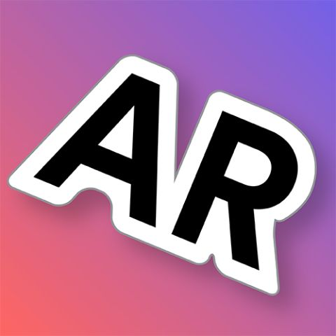 AR Superhero Stickers