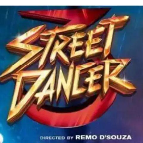 Street Dancer 3D (poster)