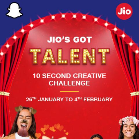 Jio's got talent