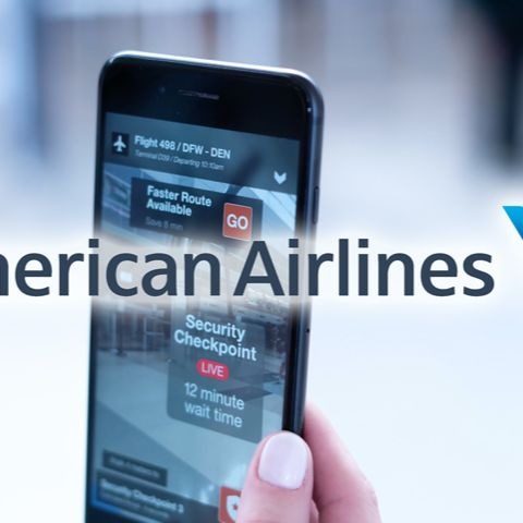 American Airlines AR Consumer Journey