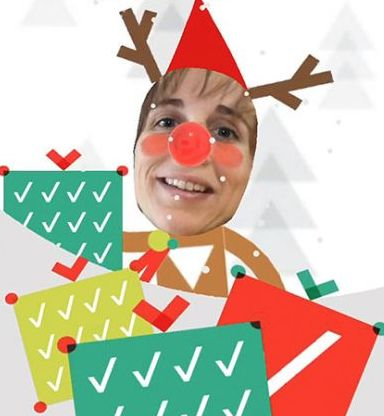 Reindeer Dash for Verizon