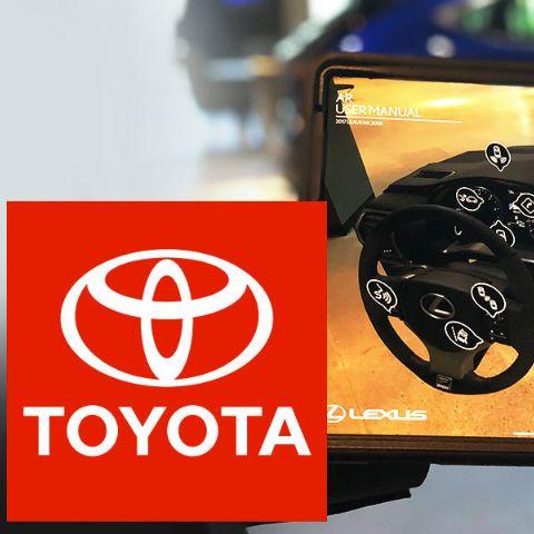 Toyota's LARK User Manual