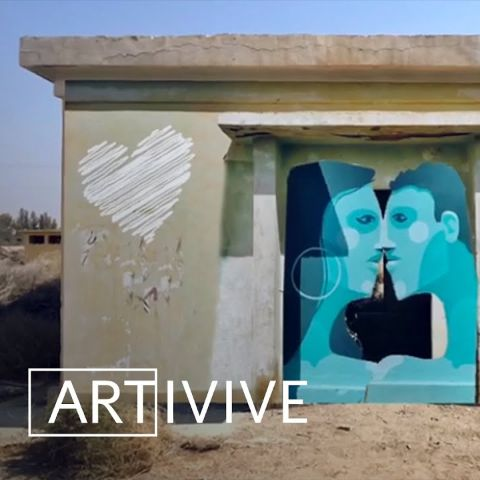 Amazing AR Street Art Tours In Tel Aviv!