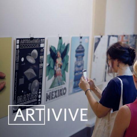 AR Exhibition – Angewandte Festival