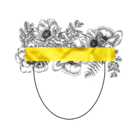 Fit & Floral | Branded Head Decoration