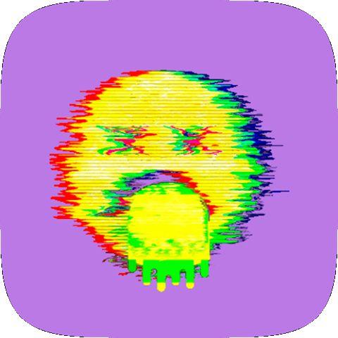 Glitch face