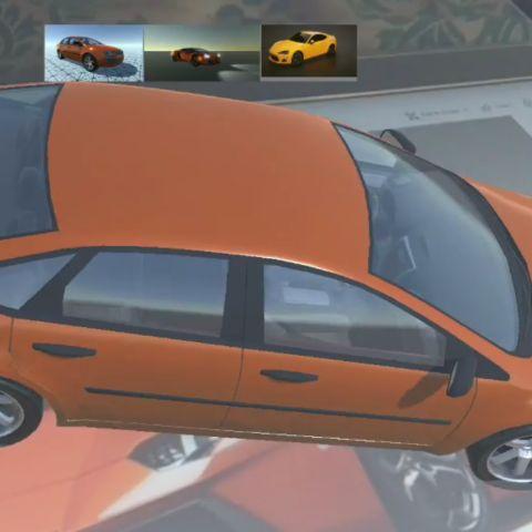 AR CAR SHOWROOM