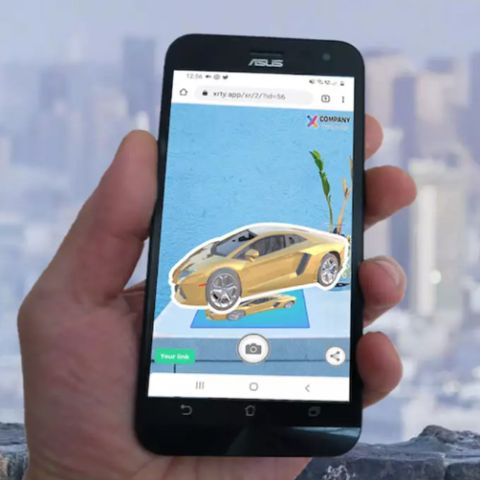 XRTY App - Create Your AR Campaign