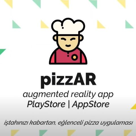 PizzAR - Pizza Maker