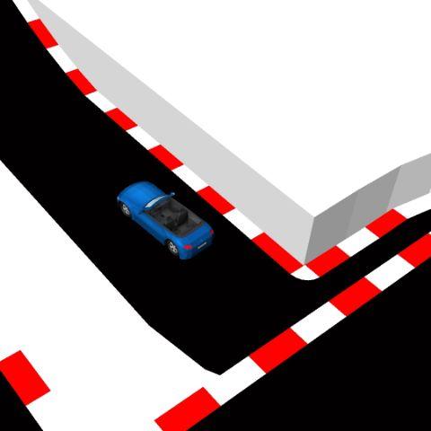 Racing Car Game (echoAR demo)
