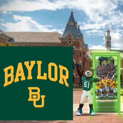 Baylor University  Green Door AR Portal