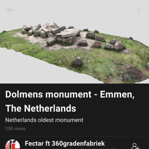 Visit the dolmens in Fectar
