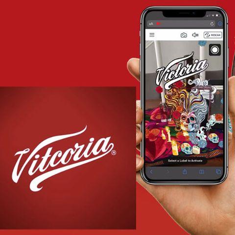 Victoria's Dia De Los Muertos AR