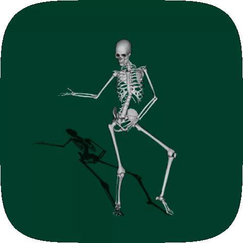 Tito the skeleton