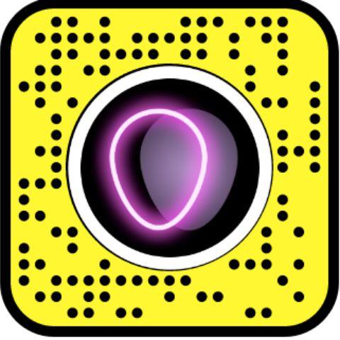 Neon Line Lens