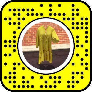 Dancing Dress AR Lens
